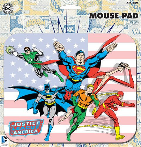 Justice League Classic - MOUSE PAD