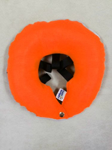 Glow Pups Hunters Orange Puppy Bumper® Up to 10""