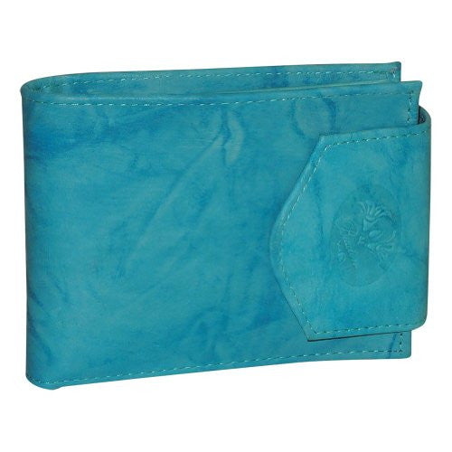 Buxton Heiress Convertible® Billfold (Bright Aqua)