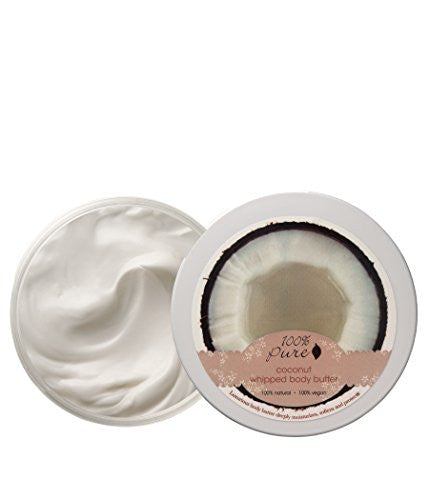 Coconut Whipped Body Butter 3.4oz