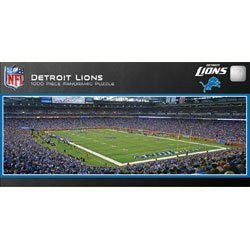 National Football League Stadiums - Detroit Lions (Puzzle)