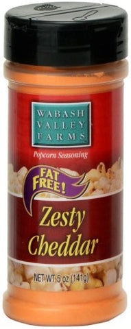Zesty Cheddar Cheese Seasoning, 5.0 oz