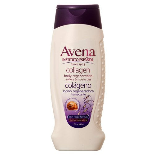 Avena Collagen Lotion 17oz
