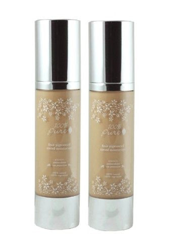 Peach Bisque Tinted Moisturizer w/sun protection, 50ml