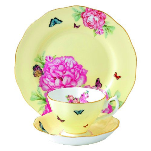 MIRANDA KERR 3-PIECE SET JOY (TEACUP, SAUCER, PLATE)