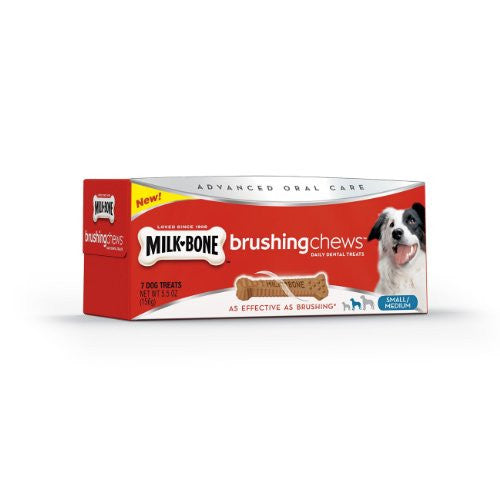 Milk-Bone Brushing Chews Small/Medium 7ct