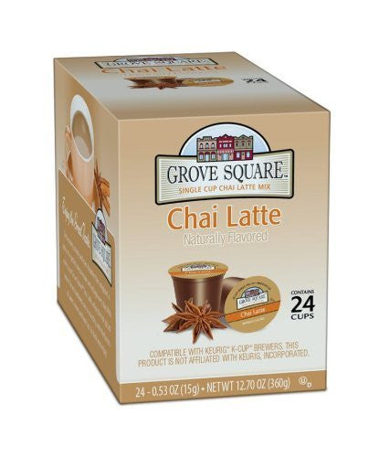 Grove Square, Chai latte
