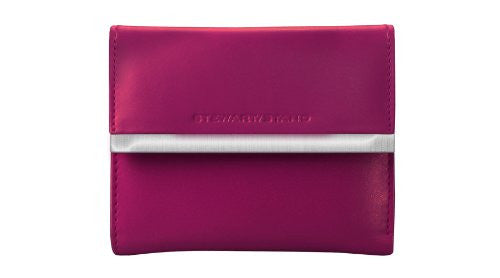 French Purse Wallet - Berry