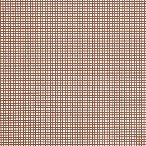 #7 Mesh Plastic Canvas - Brown - 10.5 x 13.5
