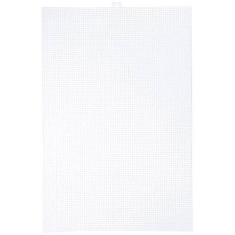 #7 Mesh Plastic Canvas - Clear - 12 x 18
