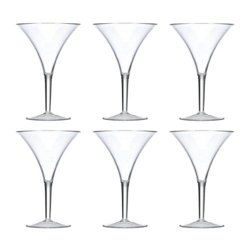 Forever Grand Polycarbonate 10 oz. Martini Bulk