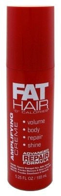 "Samy Fat Hair ""0"" Calories Amplifing Creme 5.25oz"