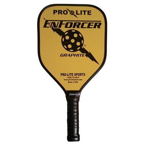 Pro-Lite Enforcer Graphite Yellow