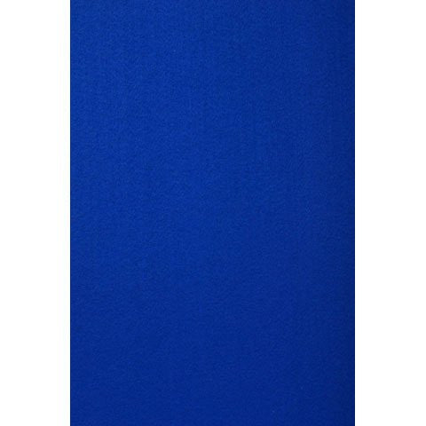 Darice® Stiff Felt Sheet - Royal Blue - 12 x 18 inches