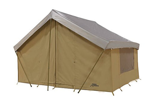 Canvas Cabin Tent, 9 x 12 ft