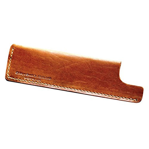 Chicago Comb Tan Horween Leather Sheath