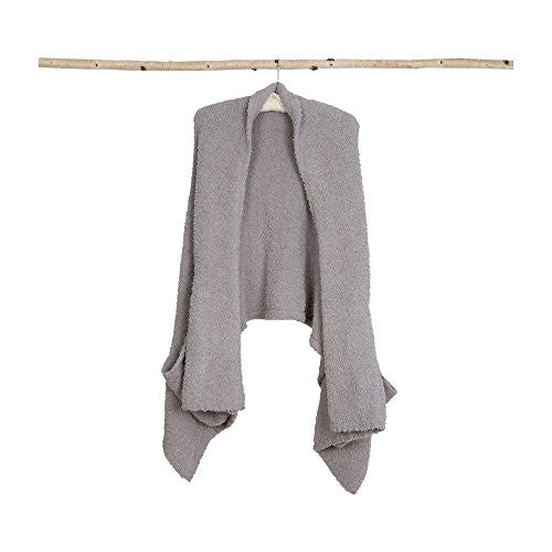 CozyChic Travel Shawl Dove 27x67