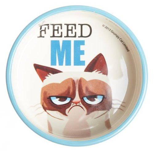 Grumpy Cat Food Bowl