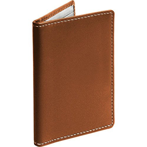 Driving Wallet - Leather Exterior - Tan