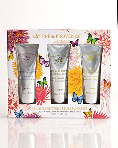 Butterfly Hand Cream Gift Box, 30ml (Set of 3)