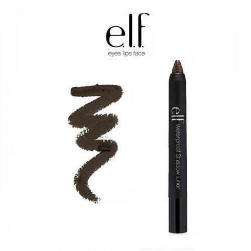 e.l.f. Mineral Waterproof Shadow Liner - Brown