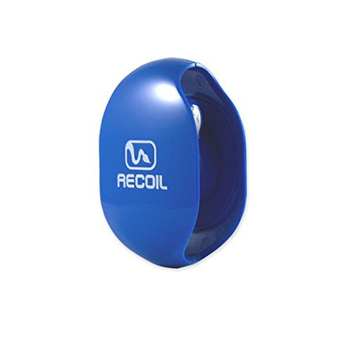 Recoil Automatic Cord Winder - Large - Blue