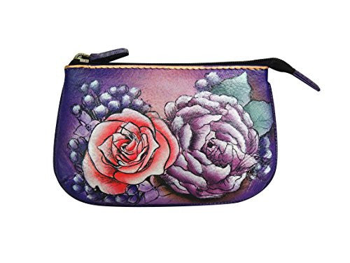 Lush Lilac Medium Coin Purse