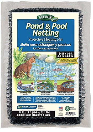 Dalen Pond & Pool Netting - 14' X 14'