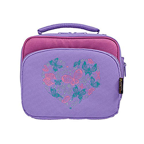 Bento Tote - Butterfly Heart