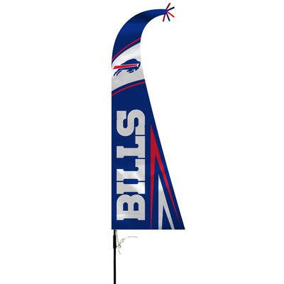 FEATHER FLAGS - BUFFALO BILLS