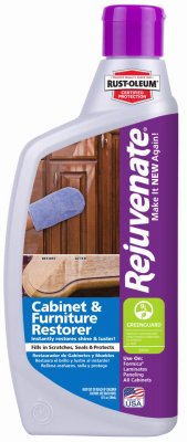 Cabinet Polish Unscented 13 Oz