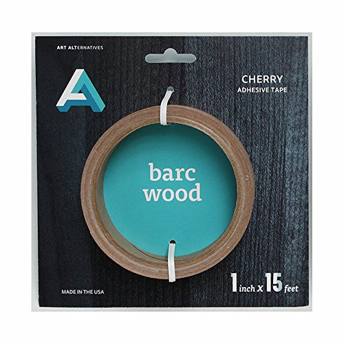 Art Alternatives BARC TAPE CHERRY 1INX15FT