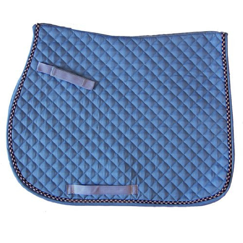 Quilted All Purpose Saddle Pad Our best selling AP pad These pads can be embroidered