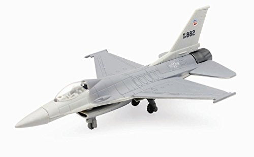 F-16 Fighting Falcon 1:72 Scale Model Kit (Assembly Required)