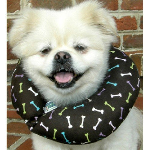 Puppy Bumpers - Keeps Your Tiny Dog From Squeezing Thru Small Spaces - Large - Muddy Bones Bumper