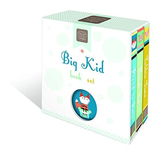 Bendon Publishing Kathy Ireland Big Kid 3 Book Set