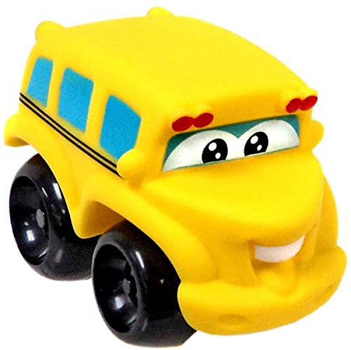 Chuck and Friends - Classic Vehicle Assortment (Classic School Bus Truck)