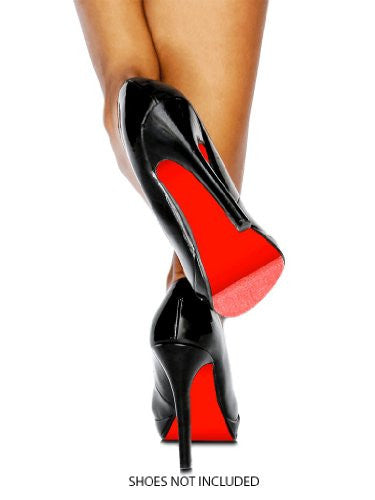 Red Heel Kit, Pair of 5
