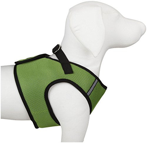 WD Sidekick Harness - Lime, Medium