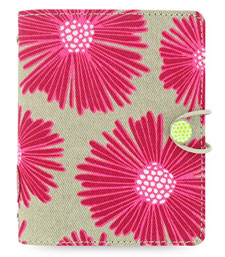PKT  ORGANIZER, COVER STORY FLORAL BURST