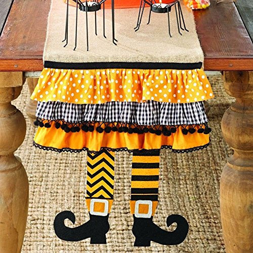 Witch Leg Table Runner