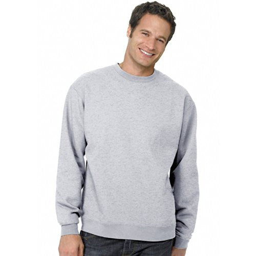 Hanes ComfortBlend Long Sleeve Fleece Crew - p160 (Light Steel / XX-Large)
