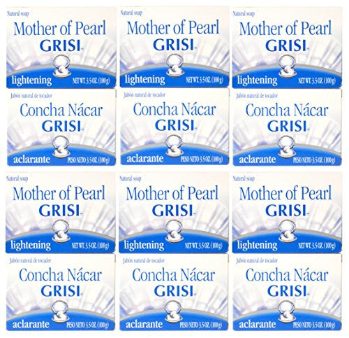 Grisi Mother of Pearl Soap