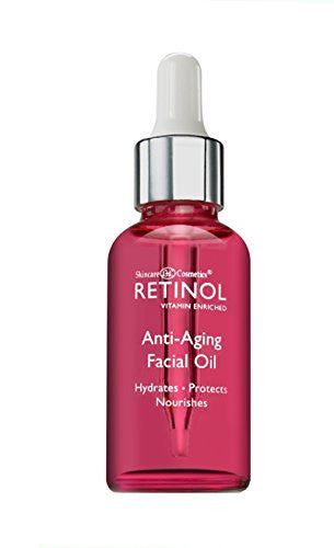 Retinol Anti Aging Facial Oil, 1 Fluid Ounce