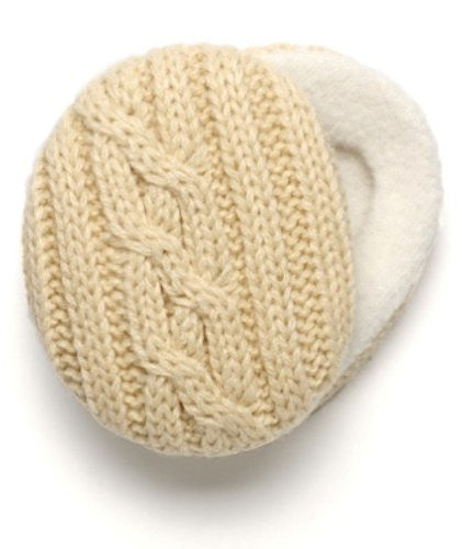 Earbags Thinsulate Fashion Bandless Earwarmers Earmuffs,Medium,Tan