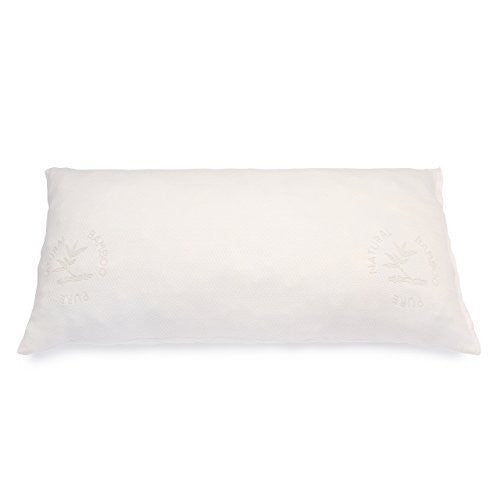 Bamboo Memory Form Gel Pillows King