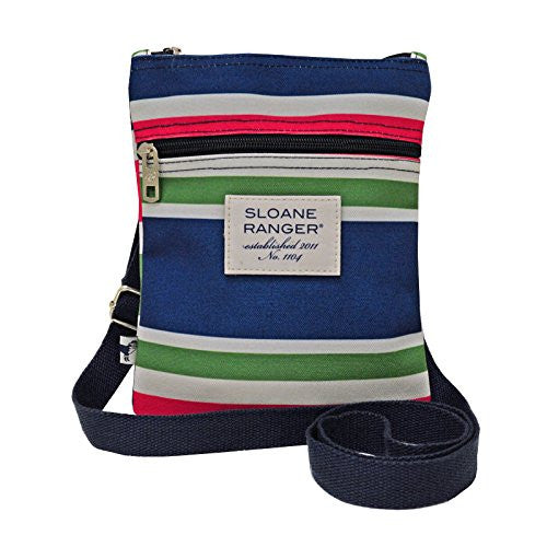 sloanie stripe crossbody