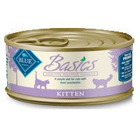 BASICS KITTEN TURKEY & POTATO 24X3OZ