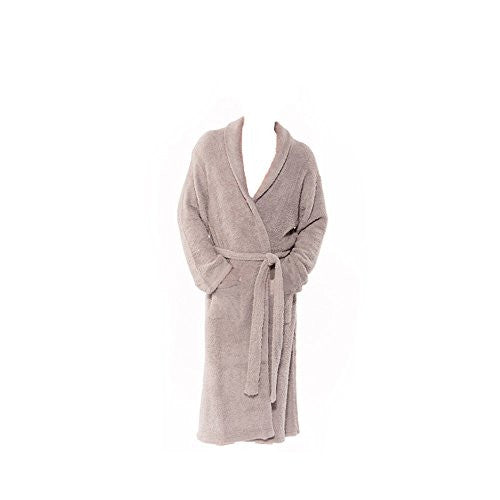 CozyChic Adult Robe Dove 1