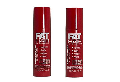 Samy Fat Hair Amplifying Creme, 5.25 Ounce + 50%more (2)